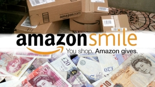 Amazon logo smile1