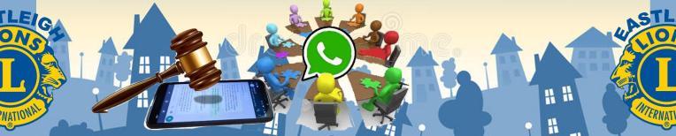 whatsApp meeting1